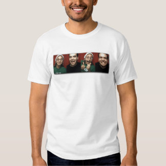 Jami & Charley Hallway Pictures (not spaced) T-Shirt