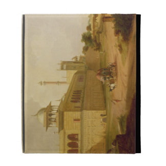 Jami Masjid, Delhi, 1811 (aceite en lona)
