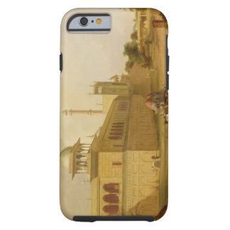 Jami Masjid, Delhi, 1811 (oil on canvas) iPhone 6 Case