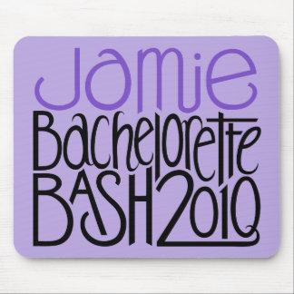 Jamie Bachelorette Bash 2010 Mouse Pad
