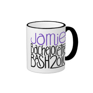 Jamie Bachelorette Bash 2010 Ringer Mug