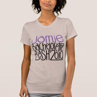 Jamie Bachelorette Bash 2010 T-Shirt