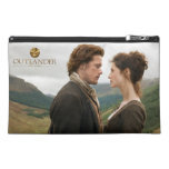 Jamie & Claire face to face photograph Travel Accessories Bag