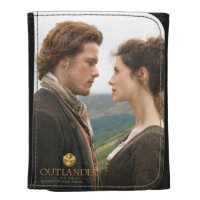 Jamie & Claire face to face photograph Wallet