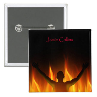 Jamie Collins South of Heaven Button