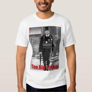 Jamie Dimon-Financial Terrorist T-Shirt
