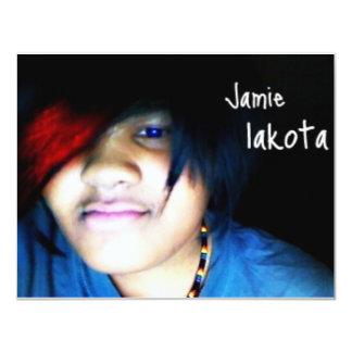 Jamie lakota offical shirt card