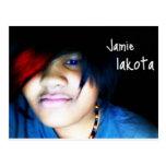 Jamie lakota offical shirt post cards