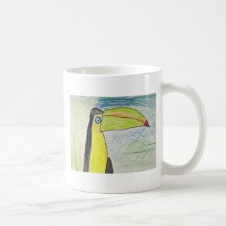 Jamie Mittleman Classic White Coffee Mug
