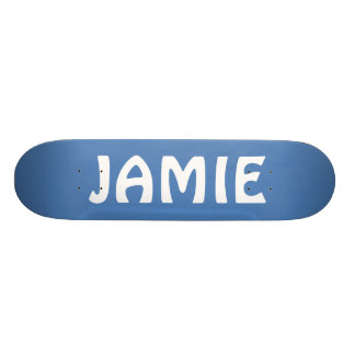 JAMIE SKATEBOARD DECK