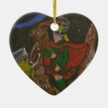 Jamie Zon Mandune que monta su slagmare.jpg Ornaments Para Arbol De Navidad