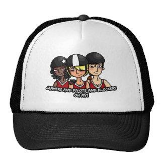 Jammers pivots blockers oh my trucker hat