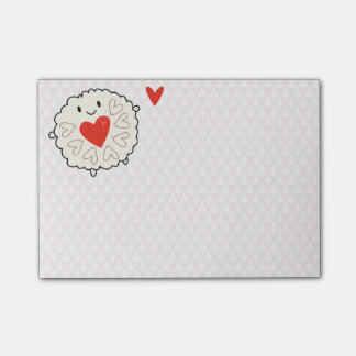 Jammie Dodger Post-it Notes