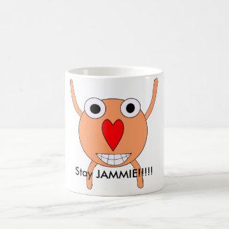 Jammiedodger171 mug