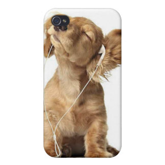 Jammin Dogg Iphone Case Covers For iPhone 4