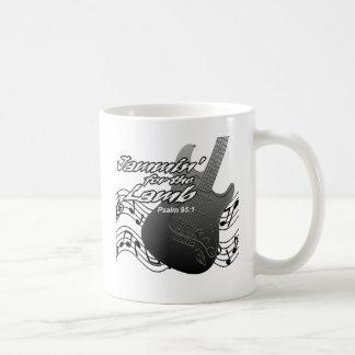 Jammin for the Lamb Coffee Mug