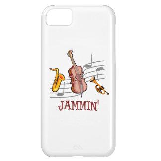 Jammin Jazz iPhone 5C Cases