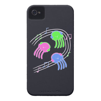 Jammin' Jellyfish Blackberry Case
