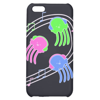 Jammin Jellyfish Iphone Case Case For iPhone 5C