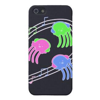 Jammin Jellyfish Iphone Case iPhone 5 Case