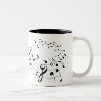Jammin' Music Mug