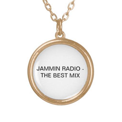 JAMMIN RADIO NECKLACE