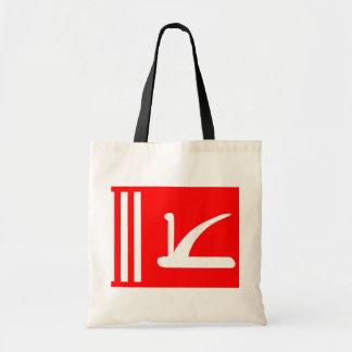 Jammu Kashmir, India Budget Tote Bag
