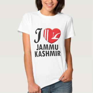 Jammu Kashmir Love Tshirts