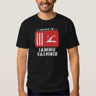Jammu Kashmir Made T-shirts