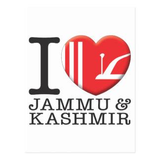 Jammu Kashmir Postcard