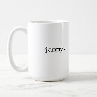 Jammy - British slang Coffee Mug