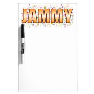 Jammy Bubble Tag Dry-Erase Board