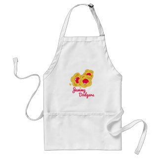 Jammy Dodgers Adult Apron