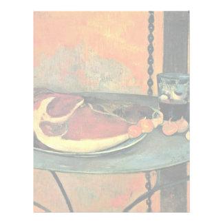 Jamón de Der de Gauguin Paul (la mejor calidad) Membretes Personalizados