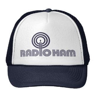 Jamón de radio gorras
