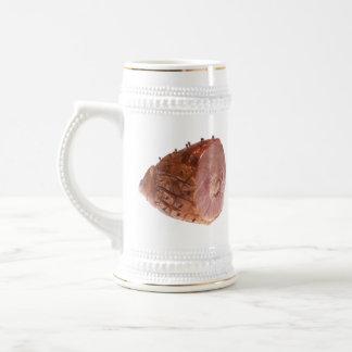 Jamón esmaltado tazas de café