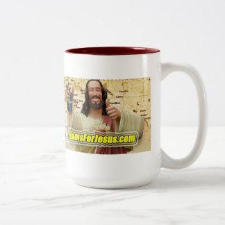 Jamones para la taza de Jesús
