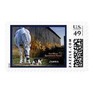 JAMRA Stamp