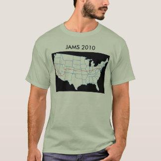 JAMS tour shirt