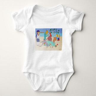 Jamshed's Marmalade Tarts Baby Bodysuit