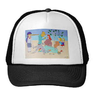 Jamshed's Marmalade Tarts Trucker Hat