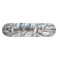 Jamz-City9000 Skateboard