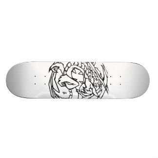 Jamz_Dragon1 Skateboard Deck