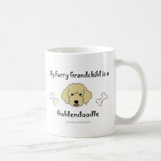 jan17Goldendoodle.jpg Classic White Coffee Mug
