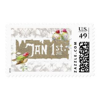 Jan 1st postage