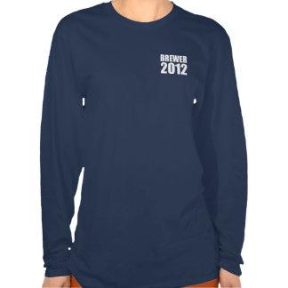 JAN BREWER 2012 T-SHIRTS