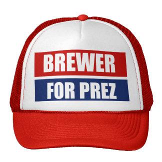 JAN BREWER 2012 TRUCKER HAT