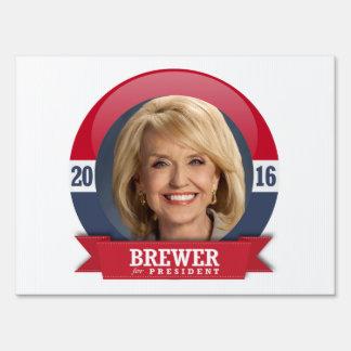 JAN BREWER 2016 SIGNS