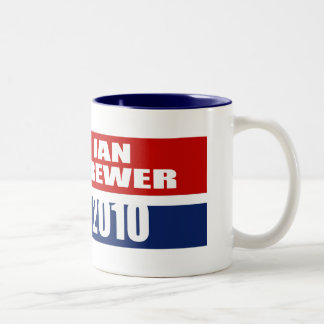JAN BREWER FOR GOVERNOR COFFEE MUGS