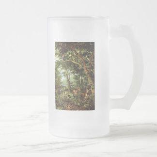 Jan Bruegel the Elder - Paradise Coffee Mug